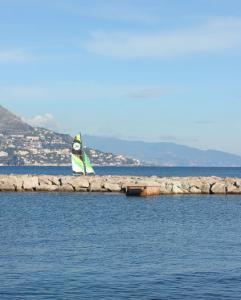 Une vue depuis le Port de Saint-Jean-Cap-Ferrat