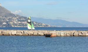 Une vue depuis le Port de Saint Jean Cap Ferrat