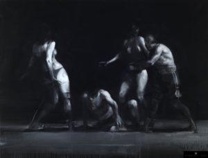Xavier Jambon, peinture
