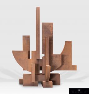 Saarbrucken, hommage à l'Espace, Marino di Teana