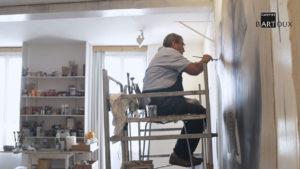 Dans l'atelier de Thierry Bisch