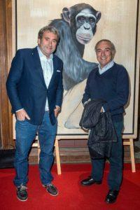 Thierry Bisch avec Laurent Baffie et Allain Bougrain Dubourg