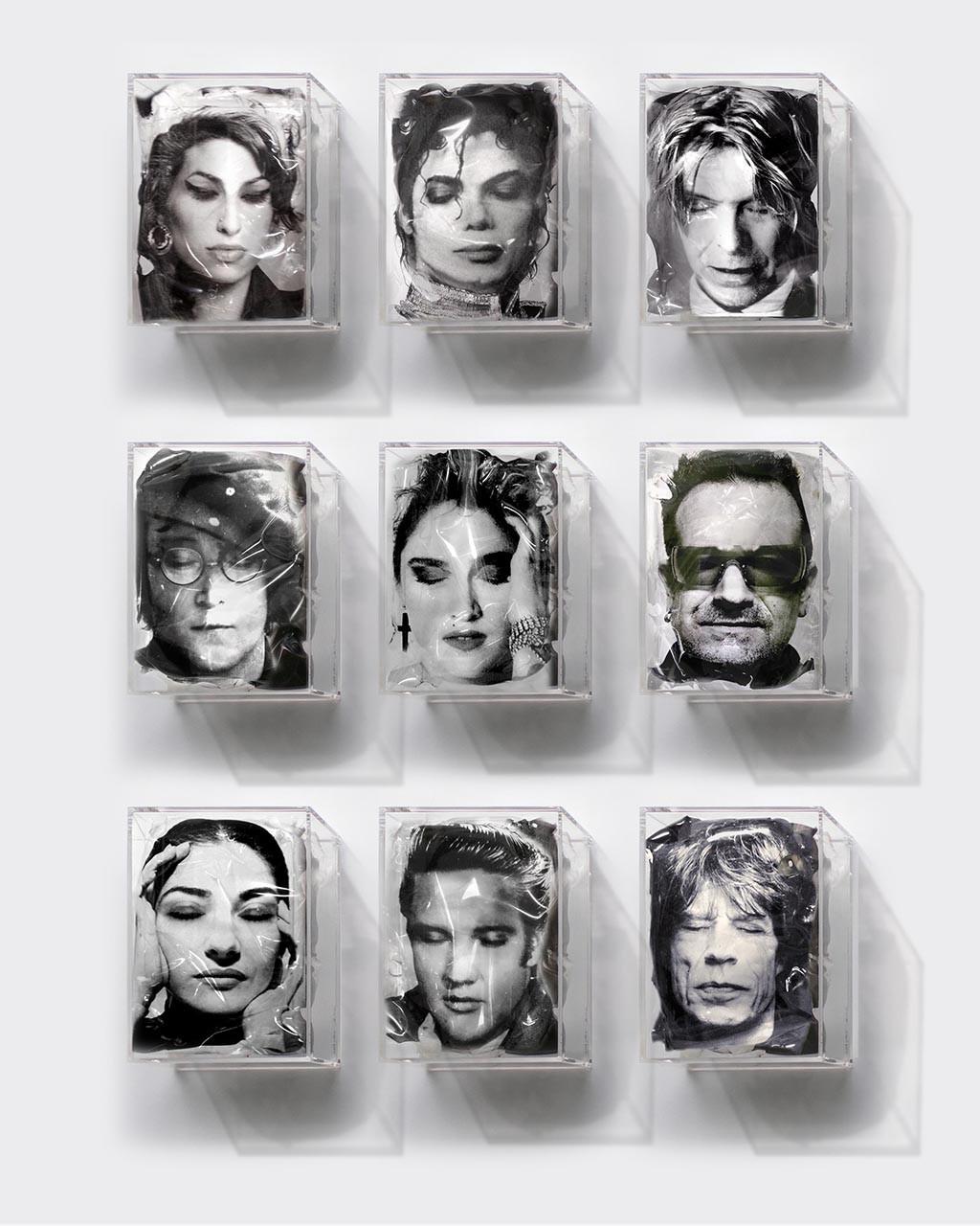 Les icones sont fatiguées d'Yves Hayat, thème Musique