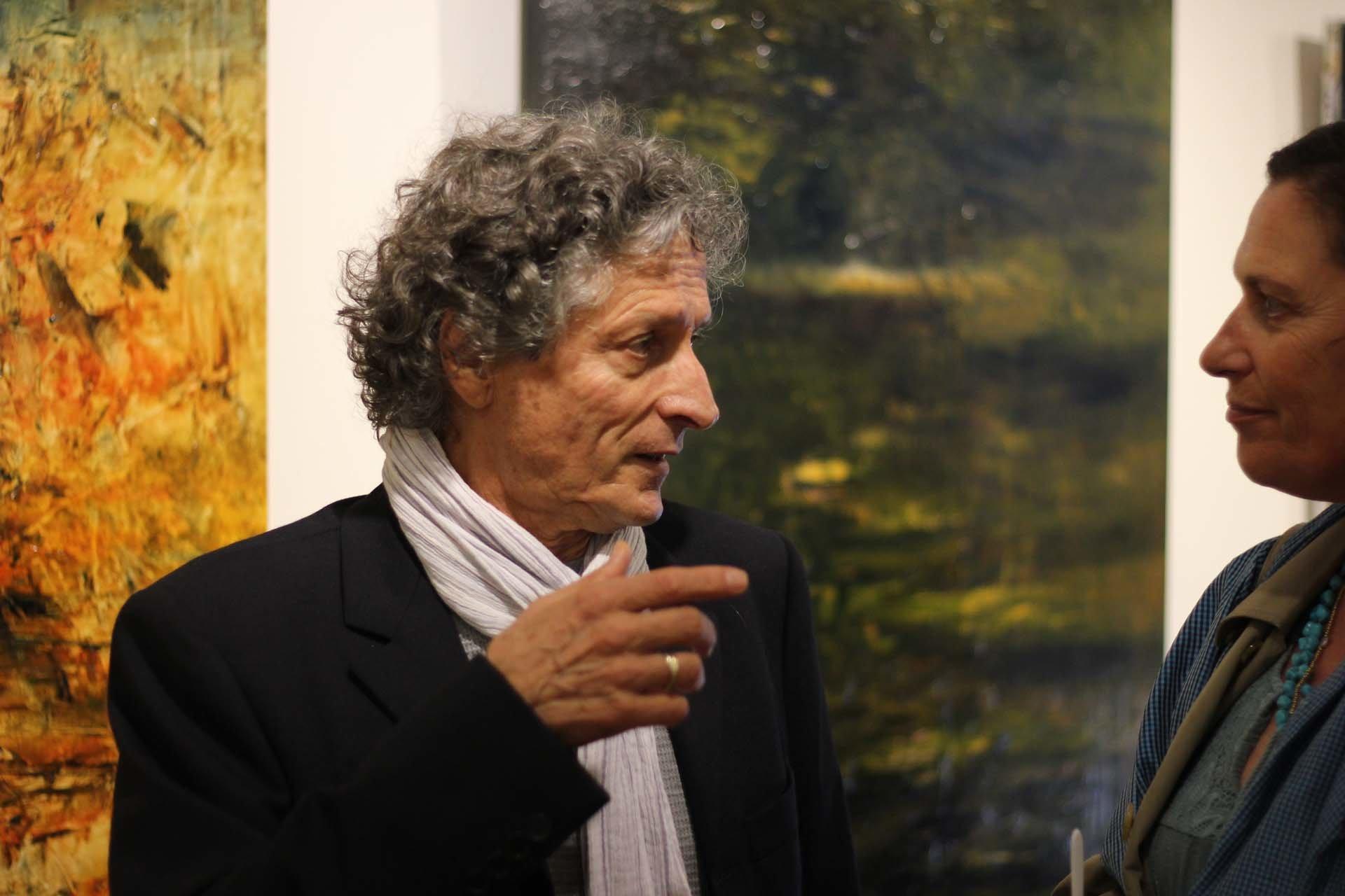 Exposition de Jean-Jacques Waldispuhl