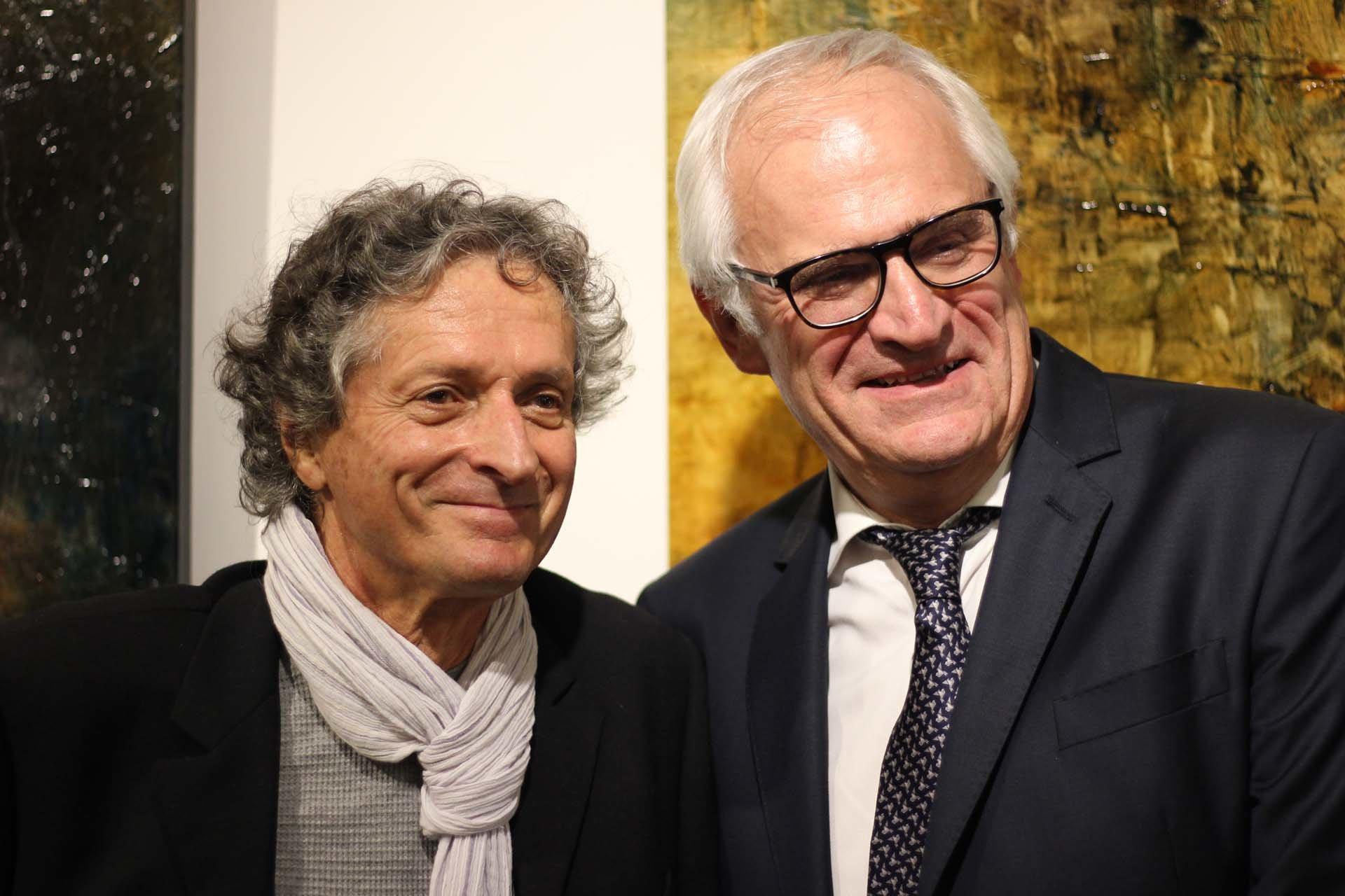 Jean-Jacques Waldispuhl et Didier Viltart