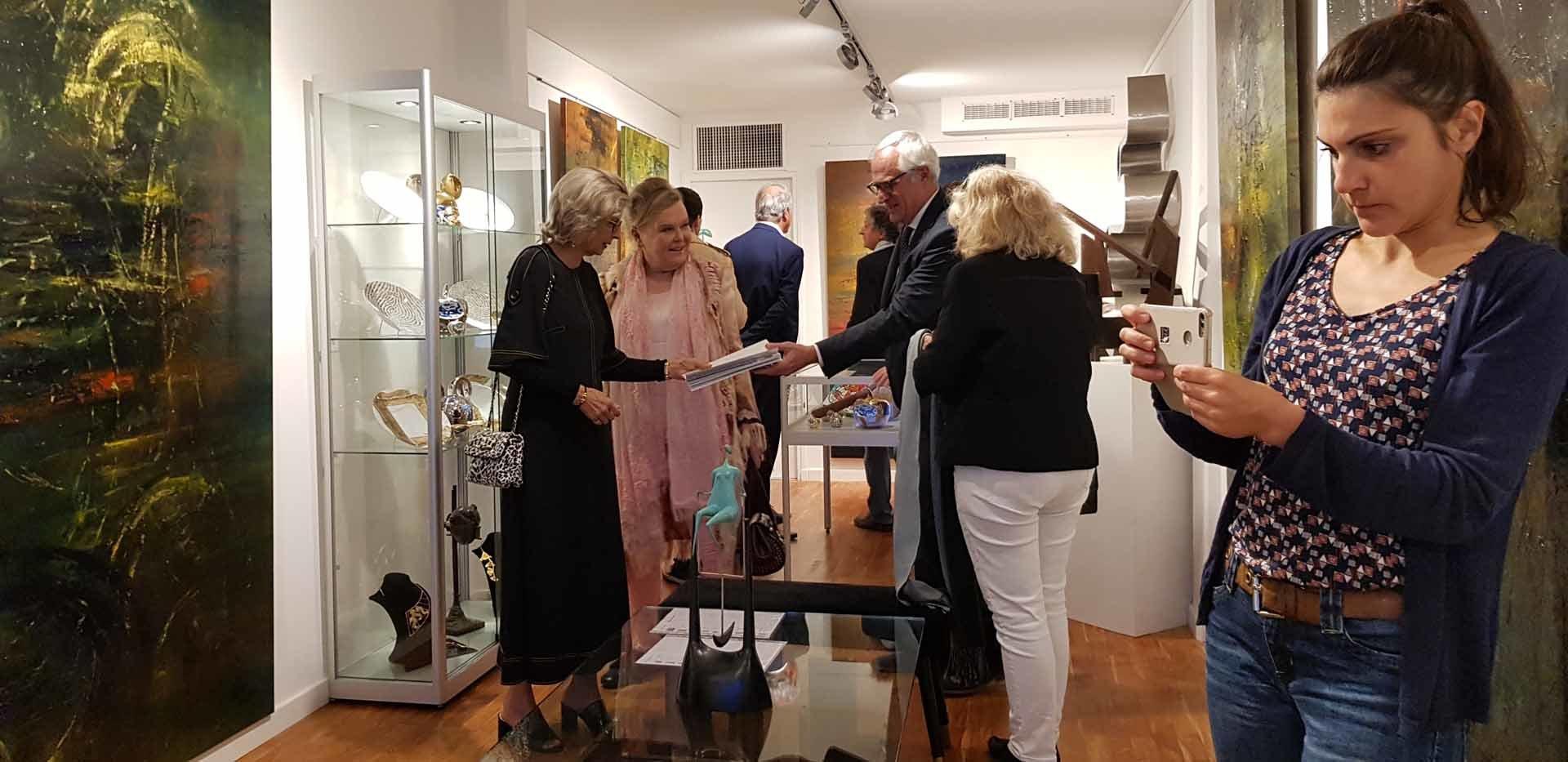 Waldispuhl à la Ferus Gallery