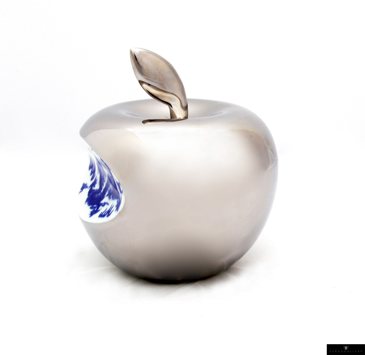 Li Lihong Apple China silver