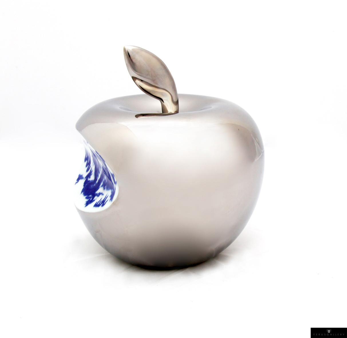Li Lihong Apple China silver