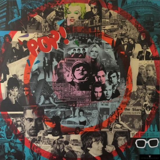 The Sixties par Alain Rodier