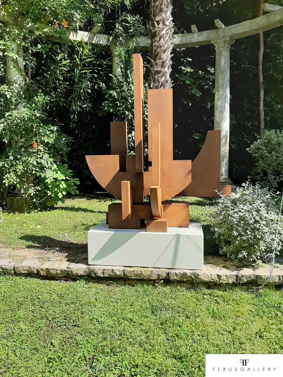Hommage à Brunelleschi, Navire Spatial, Marino di Teana N°5