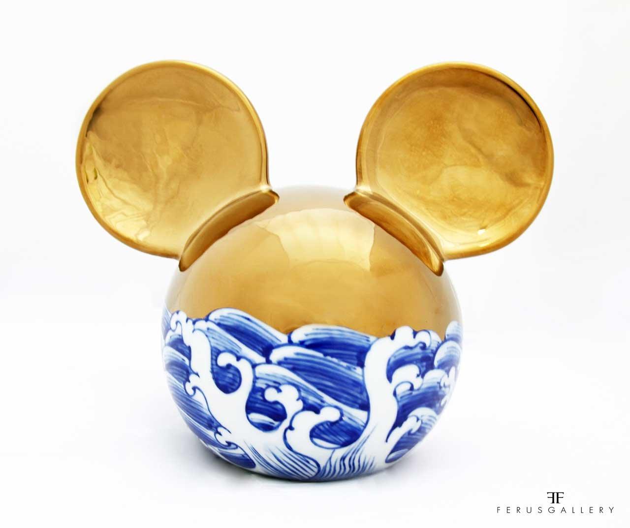 Li Lihong Mickey doré