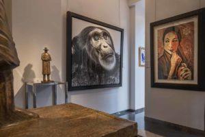 Les sculptures de Jean-Michel Folon