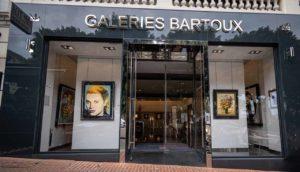 Jean-Michel Folon à la Galerie Bartoux à Monaco