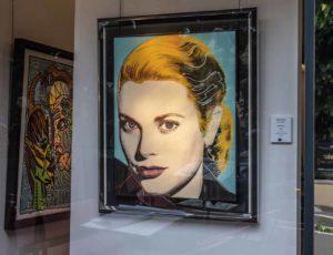 A la Galerie Bartoux de Monaco