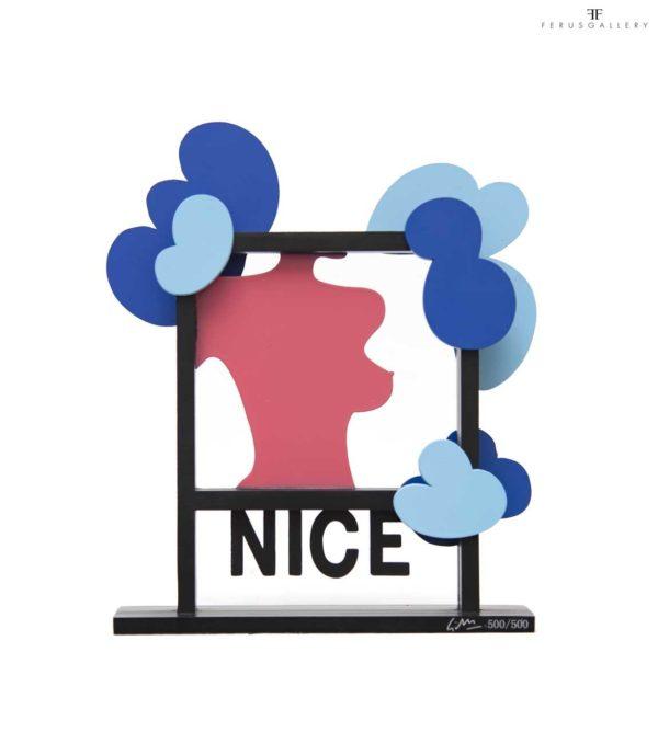 Une édition limité Nice par Claude Gilli