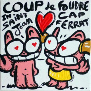 Coup de foudre à Saint Jean Cap Ferrat