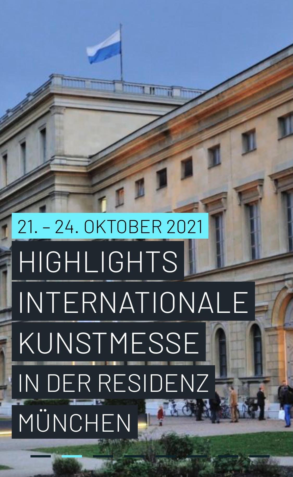 Markus Klinko à la Foire Internationale de Munich