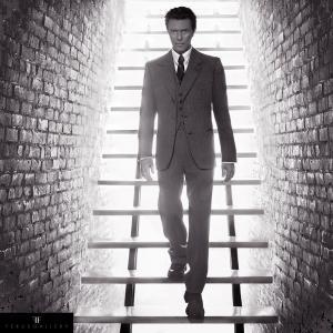 David Bowie, the Descent, a photo by Markus Klinko